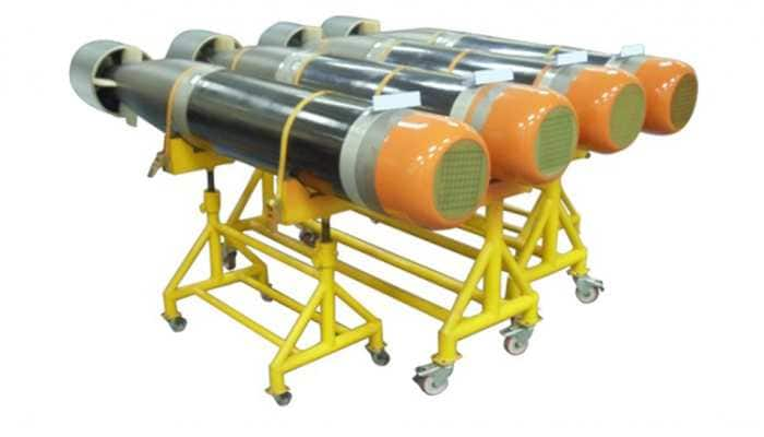 India supplies first batch of Shyena torpedoes to Myanmar