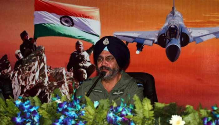 Well prepared to fight another Kargil war: Indian Air Force Chief BS Dhanoa