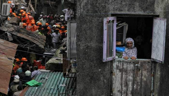 Mumbai building collapse: Death toll climbs to 14, rescue efforts continue
