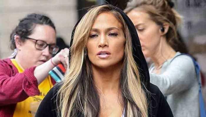 Jennifer Lopez slays the stripper life in 'Hustlers' trailer