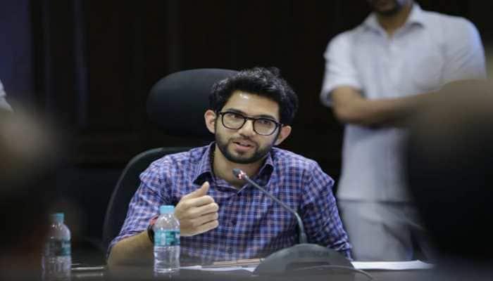 Shiv Sena's Aditya Thackeray to kickstart 5-day Jan Ashirwad Yatra