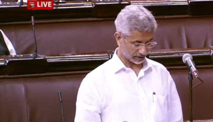 Government will ensure Kulbhushan Jadhav's safety and early return to India: Jaishankar briefs Parliament on ICJ verdict