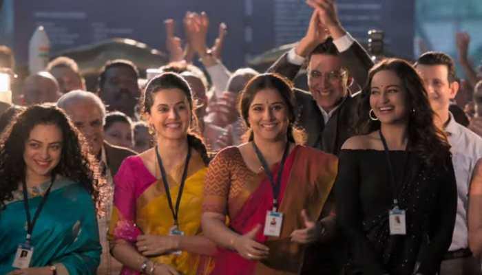 'Mission Mangal' trailer: In which Akshay Kumar, Vidya Balan and their team script history with dedication, hard work