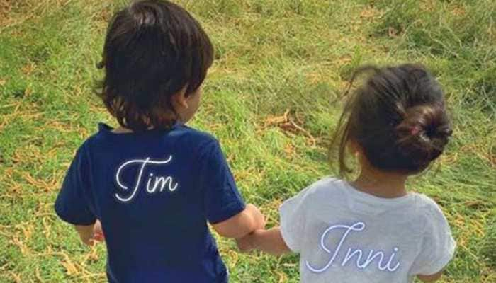 Taimur Ali Khan-Inaaya Kemmu's latest picture is breaking the internet-See inside