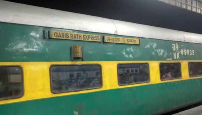 Garib Rath to continue, Railways denies reports of train ending its run