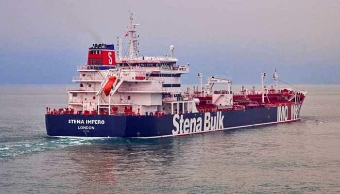 Iran says it has captured a British tanker, Indians among 23 crew members on board