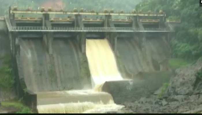 Kerala rains: Red alert issued in Kasargod, Kozhikode, Wayanad; shutters of Idukki dam opened