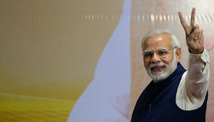 PM Narendra Modi named world's 'most admired Indian' in 2019