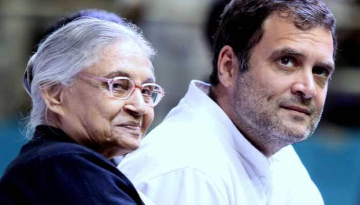 Beloved daughter of Congress: Rahul Gandhi's tribute to Sheila Dikshit