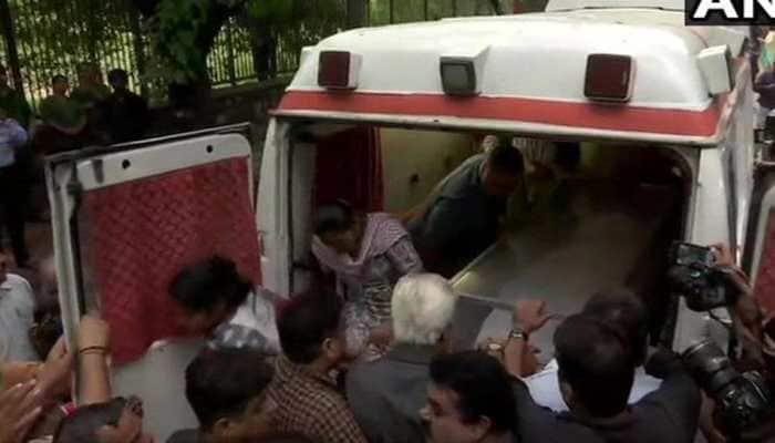 Former Delhi CM Sheila Dikshit's last rites to take place on Sunday