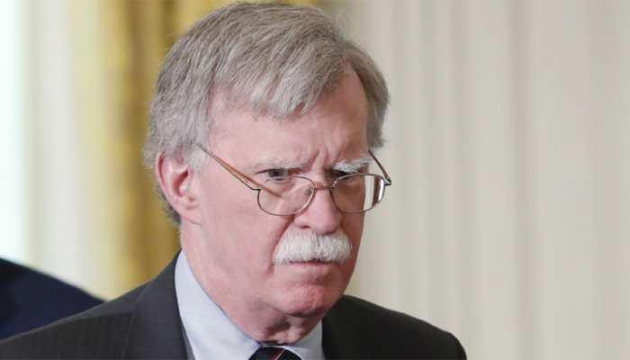 US adviser Bolton travels to Japan, South Korea amid trade dispute