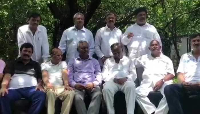 Want to teach a lesson to Congress-JDS coalition: Karnataka rebels ahead of trust vote