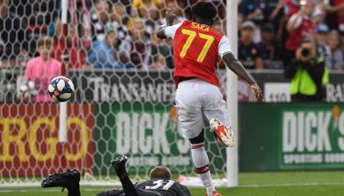 Arsenal Next Gen ready to 'take on the world', says youngster Bukayo Saka