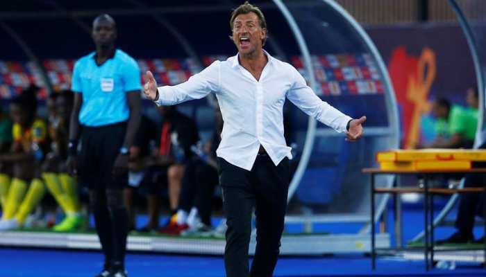 Africa Cup of Nations: Herve Renard quits as Morocco coach after an early exit