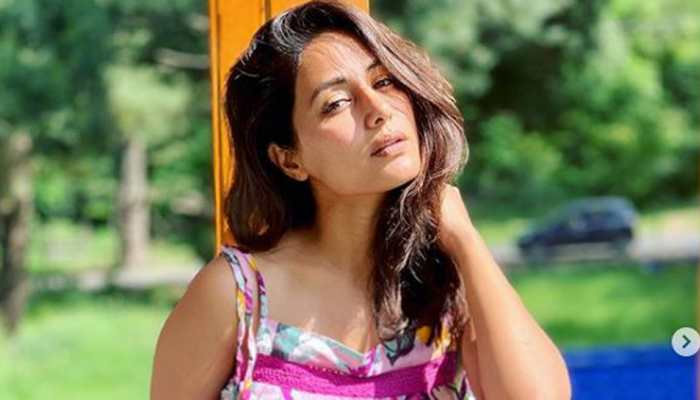 Sun-kissed Hina Khan looks radiant in her latest Instagram pictures- See inside