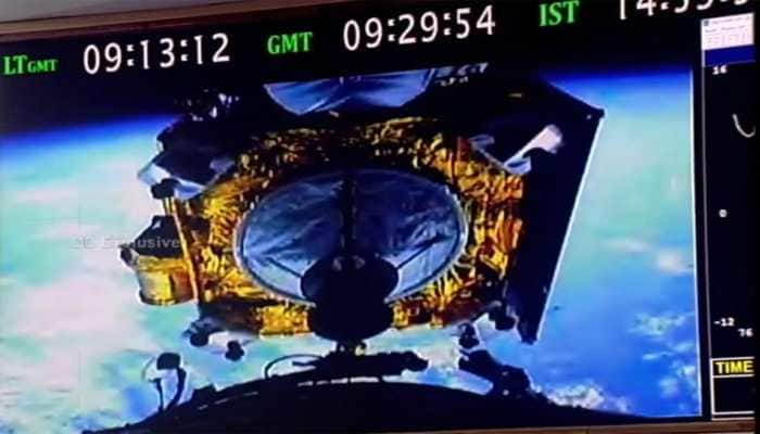 Indian cricketers congratulate ISRO on the launch of Chandrayaan-2