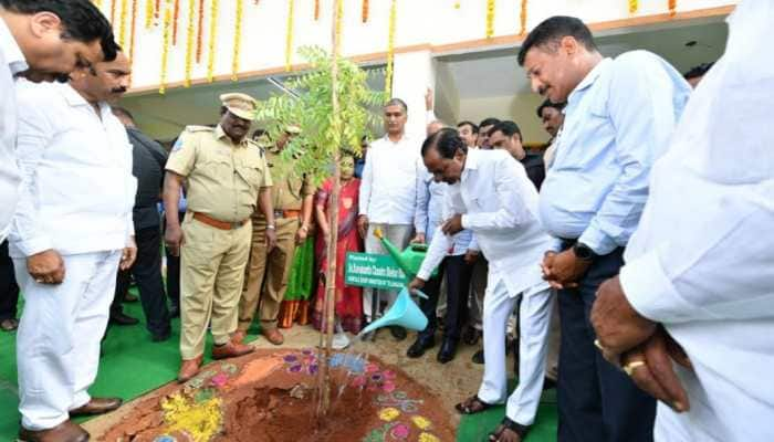 KCR's sops for native village triggers political row in Telangana
