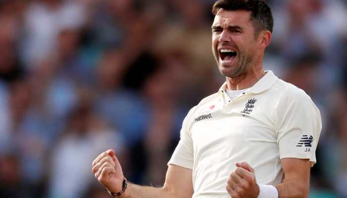 England fast bowler James Anderson ruled out of Ireland Test with calf injury