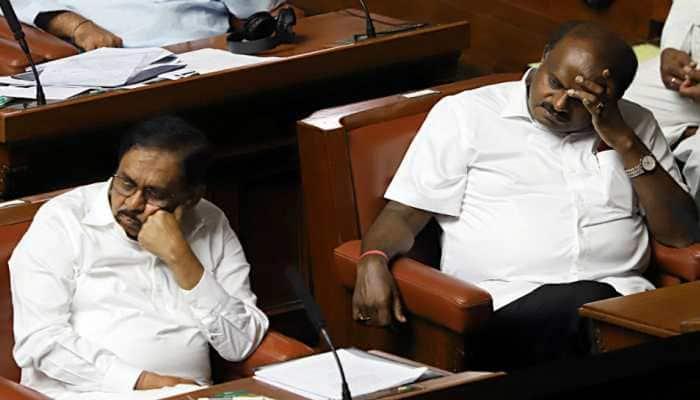 HD Kumaraswamy loses trust vote, JDS-Congress government falls in Karnataka