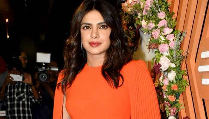 Priyanka Chopra wears sindoor at birthday party
