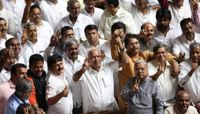 BJP set to form government in Karnataka, BS Yeddyurappa likely next CM