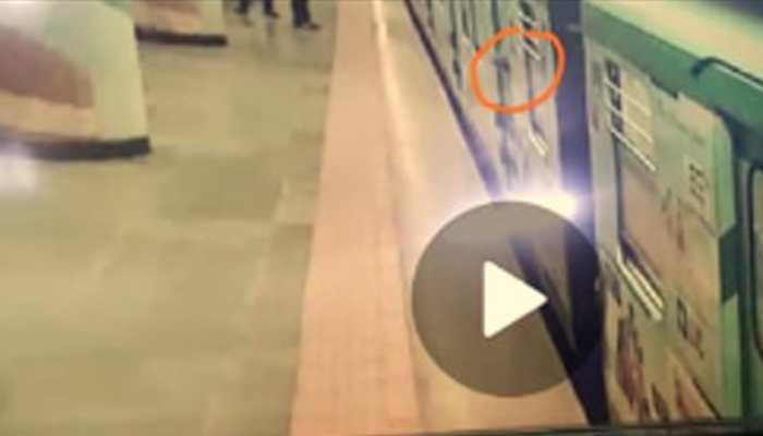 Alert RPF personnel saves life of passenger at Kolkata metro station