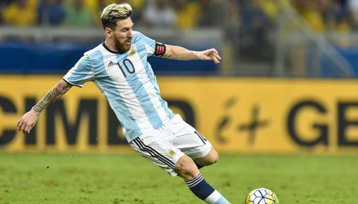 Lionel Messi banned for one game for Copa America red card