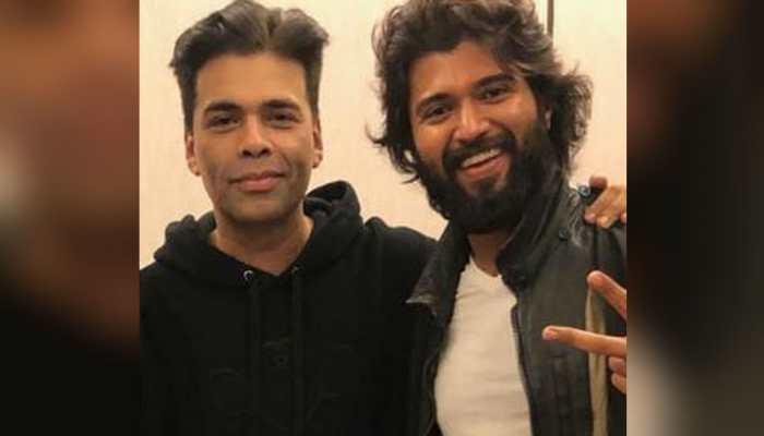 'Super excited' Karan Johar announces Hindi remake of Vijay Deverakonda's 'Dear Comrade'