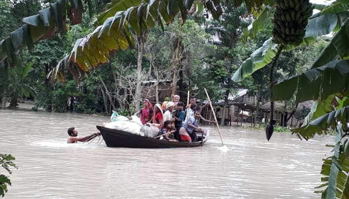 Bihar floods: Water level in Kosi, Gandak and Mahananda rivers likely to rise further