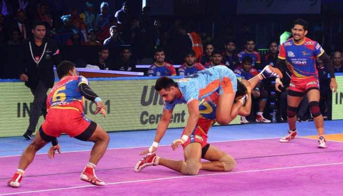 PKL 2019, UP Yoddha vs Bengal Warriors:As it Happened