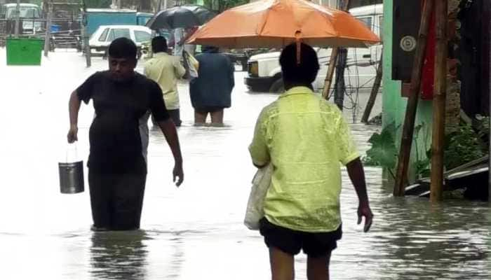 IMD warns of 'intense spell of rain' in parts of Maharashtra in next 4 hours