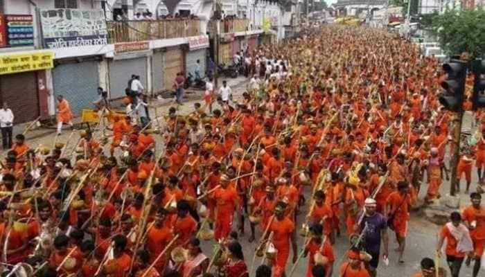 VHP leader Sadhvi Prachi calls for boycotting Muslims who make 'kanwar', sparks row