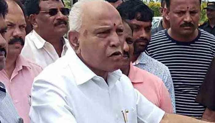 Will meet Karnataka Governor at 10 AM to stake claim: BS Yeddyurappa