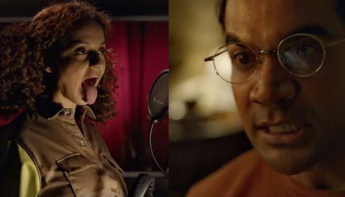 Judgementall Hai Kya review: Kangana Ranaut-Rajkummar's insanity sanitises a whodunit