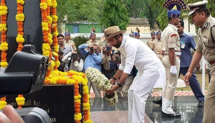 Government will firmly handle internal security problems: MoS Home Affairs G Kishan Reddy
