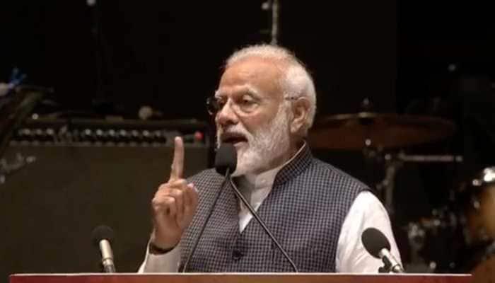 India won't bow to pressure on national security, says PM Narendra Modi during Kargil Vijay Diwas commemorative function