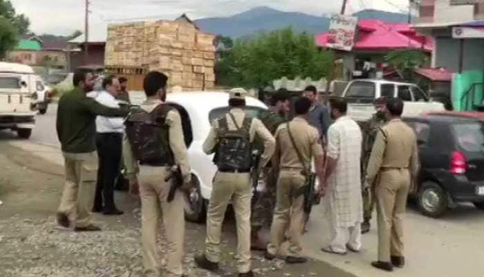 NIA raids four locations in north Kashmir's Baramulla in terror funding case