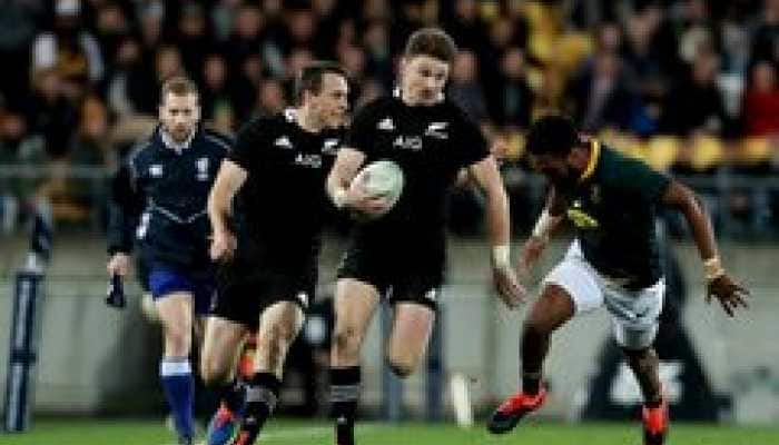 New Zealand rugby team takes cheeky dig at ICC after match against South Africa ends in draw