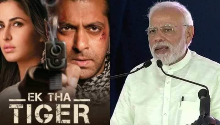 Ek Tha Tiger to Tiger Zinda Hai: PM Modi's International Tiger Day speech has Bollywood connection