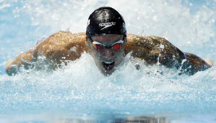 Caeleb Dressel breaks Michael Phelps' record with 8 medals as World Swimming Championships concludes