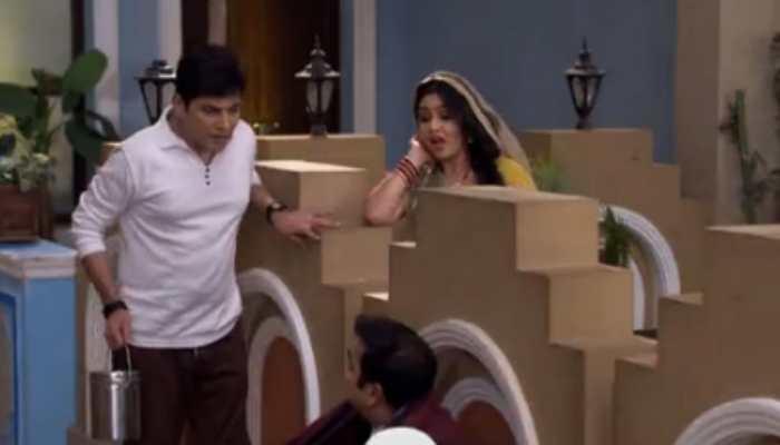 'Bhabi Ji Ghar Par Hain', July 30, preview: Angoori asks Vibhuti to call her 'behen'