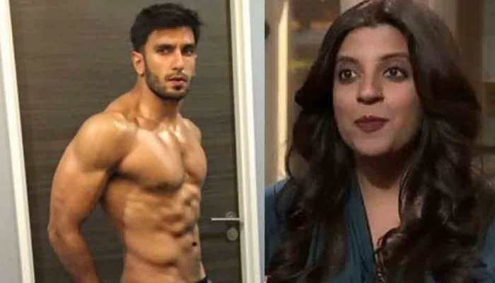 Zoya Akhtar posts shocking comment over Ranveer Singh's latest photo, asks him to 'behave' — Check out