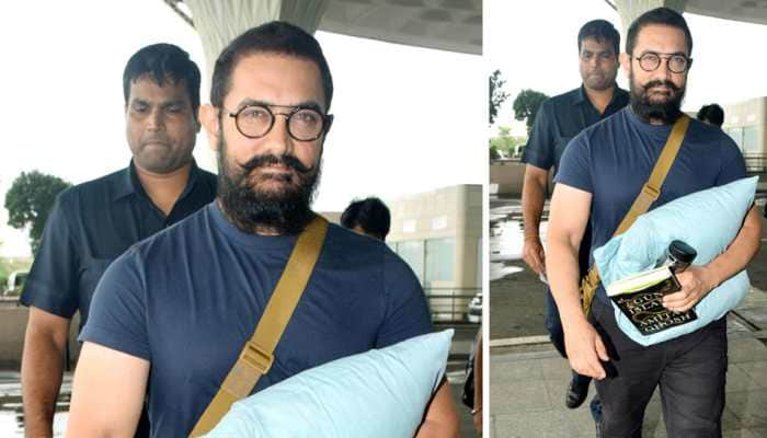 The curious case of Aamir Khan's heavy beard look decoded—Photos