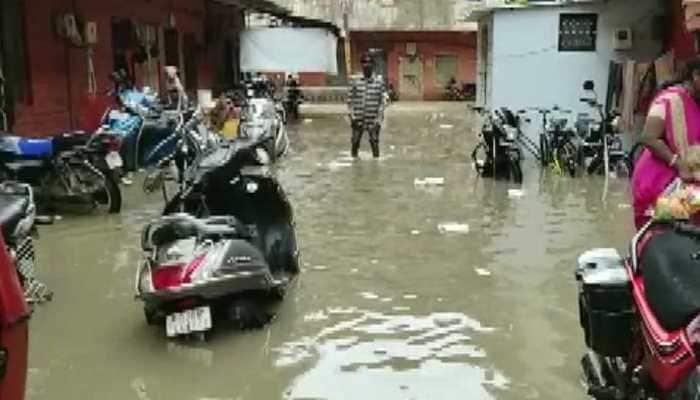 7 dead due to incessant rains in Vadodara; schools, colleges closed till Friday