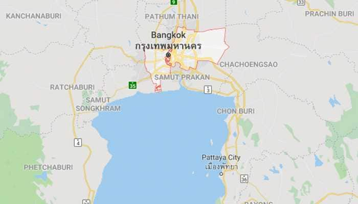 Several small explosions in Thailand's capital Bangkok: Reports