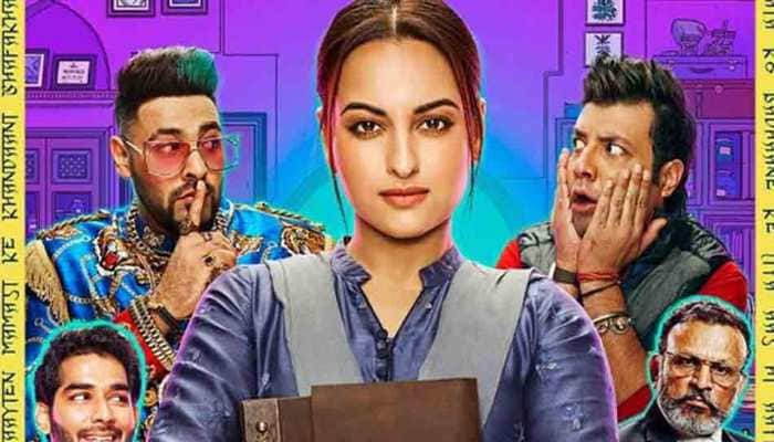 Khandaani Shafakhana movie review: Message in a Mess