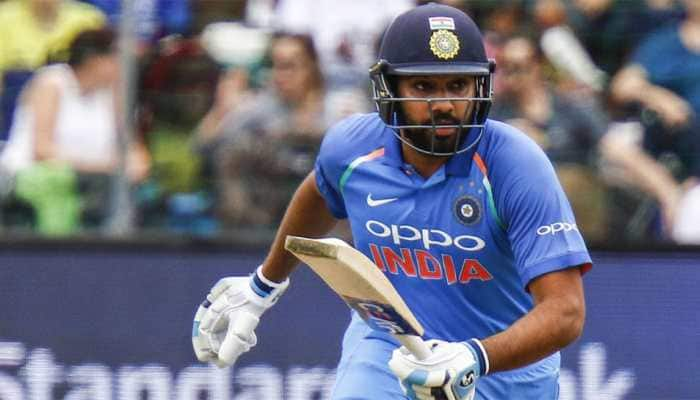 Rohit Sharma just four sixes away from breaking Chris Gayle's record