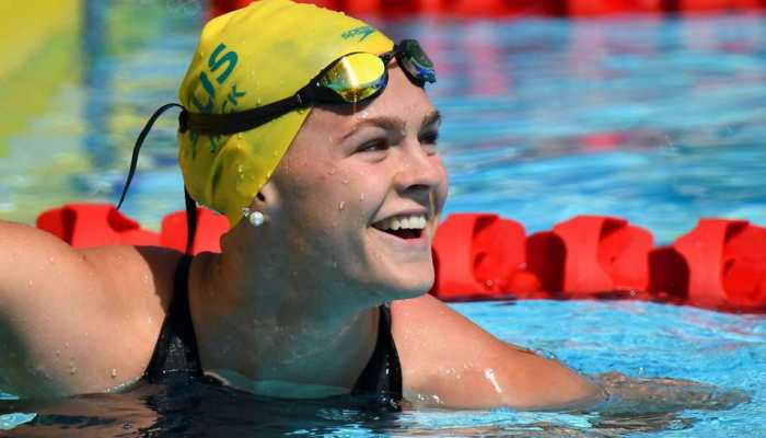 Australian swimmer Shayna Jack to 'fight' doping charge and return to pool