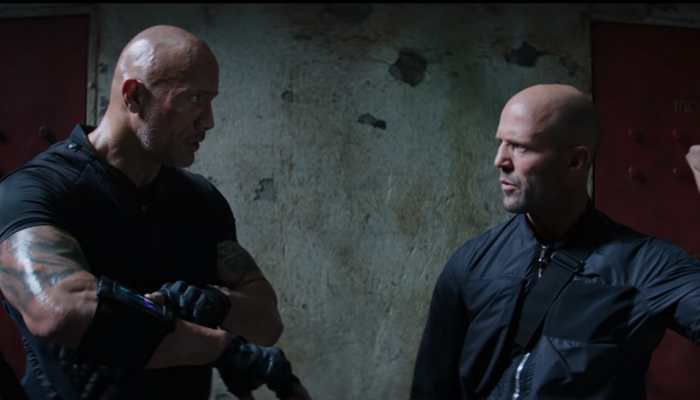 Fast and Furious presents Hobbs and Shaw review: Dwayne Johnson and Jason Statham offer a thrilling, comic ride