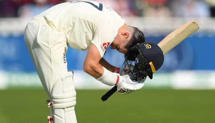Ashes: Rory Burns scores maiden ton to help England take initiative